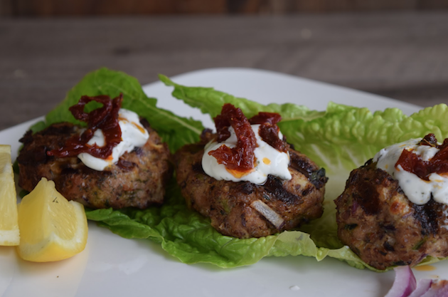 bariatric recipes mediterranean turkey burgers